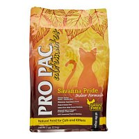 Сухой корм PRO PAC ULTIMATESTM CAT SAVANNA PRIDE CHICKEN & PEAS 2 kg