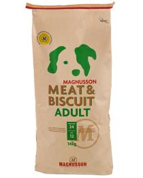 Сухой корм Magnusson Meat & Biscuit - Adult 14kg