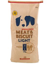 Сухой корм Magnusson Meat & Biscuit – LIGHT 14kg