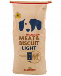Сухой корм Magnusson Meat & Biscuit – LIGHT 14kg