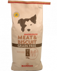 Сухой корм Magnusson Meat & Biscuit - Grain Free 600gr