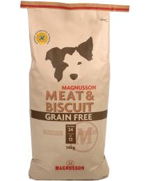 Сухой корм Magnusson Meat & Biscuit - Grain Free 4,5kg