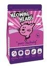 Сухой корм Meowing Heads Мурлыка 4 кг
