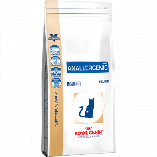 Сухой корм Royal Canin ANALLERGENIC FELINE - 2 кг