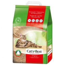 Наполнитель Cat's Best Oko Plus (Original) 40л