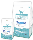 Сухой корм Monge Cat Hairball 1,5 кг