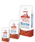 Сухой корм Monge Dog PFB Puppy & Junior Lamb&Rice 30/18 2,5кг