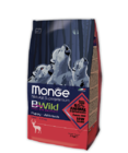 Сухой корм Monge Dog BWILD Puppy Deer 15 кг