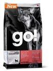 Сухой корм GO Sensitivity + Shine Salmon Dog Recipe, Grain Free, Potato Free 2,72 кг