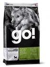 Сухой корм GO Sensitivity + Shine Turkey Dog Recipe, Grain Free, Potato Free 2,72 кг
