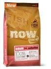 Сухой корм NOW Grain Free Fish Adult Recipe DF 2,72 кг