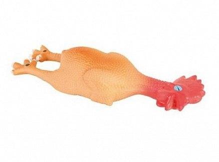 Игрушка В НАЛИЧИИ TRIXIE для собаки Цыпленок, со звуком, 15 см