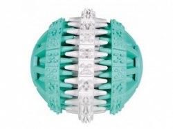 Игрушка В НАЛИЧИИ TRIXIE DENTAfun мяч со вкусом мяты, каучук, диам.6см