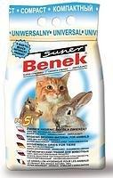 Наполнитель В НАЛИЧИИ S.Benek универсальный компакт, 5л