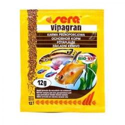Корм В НАЛИЧИИ Sera Vipagran, пакетик 12г (гранулы)