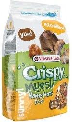 Корм В НАЛИЧИИ Crispy Muesli Hamsters & Co, для хомяков и других грызунов, 1 кг