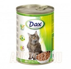 Консерва В НАЛИЧИИ Dax в соусе с кроликом, 415г