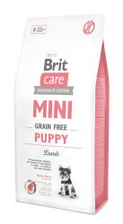 Сухой корм В НАЛИЧИИ Брит 400 г Care MINI GF Puppy Lamb