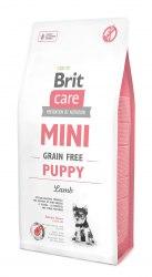 Сухой корм Брит 7 кг Care MINI GF Puppy Lamb