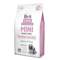 Сухой корм Брит 2 кг Care MINI GF Yorkshire
