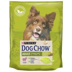 Сухой корм В НАЛИЧИИ PURINA Dog Chow ADULT с ягненком - 2.5 кг