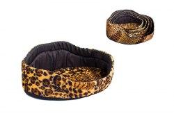 Лежак В НАЛИЧИИ ЧИП овальный 49*33*17см для собак/котов