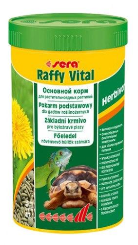 Корм В НАЛИЧИИ Sera Raffy Vital, для растительноядных пресмыкающихся,250мл