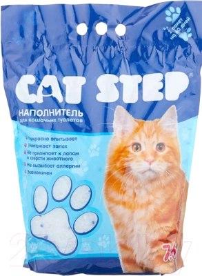 Наполнитель В НАЛИЧИИ Cat Step силикагелевый 7,6л