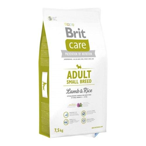 Сухой корм Брит Care Adult Small Breed 7,5 кг