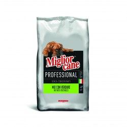 Сухой корм Miglior cane Proffesional ассорти с овощами, 15 кг