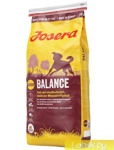 Сухой корм Josera Balance (Senior Medium/Maxi 20/8) 15 кг