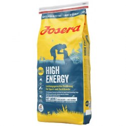 Сухой корм Josera High Energy (Adult/Sport Medium/Maxi 30/21) 15 кг