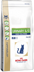 Сухой корм Royal Canin URINARY HIGH DELUTION - 1,5 кг