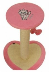 Когтеточка Triоl-Disney из сизаля на подставке Marie, 330м*330м*445мм