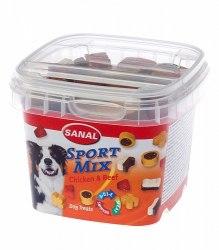 Косточки В НАЛИЧИИ Sanal для собак Sport mix, 100г