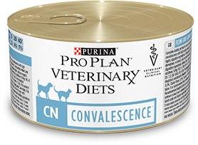 Консерва PURINA PPVD CN. для взрослых кошек и собак всех возрастов при выздоровлении, 195 г