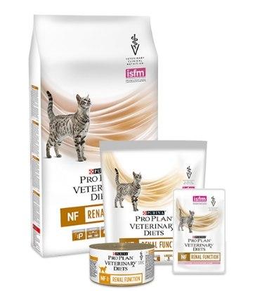 Сухой корм PPVD NF для взр. кошек при патологии почек, 1,5 кг
