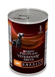 Консерва PPVD ОМ для взрослых собак при ожирении, 400г