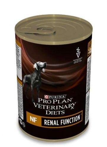 Консерва PPVD NF для взрослых собак при патологии почек, 400г