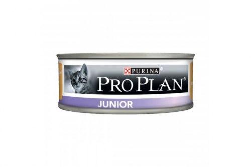Консерва В НАЛИЧИИ Pro Plan для котят с курицей 85г(банка)