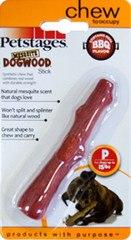 Игрушка В НАЛИЧИИ Petstages для собак Dogwood Mesquite, в виде палочки 10,5см