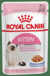 Консерва В НАЛИЧИИ Royal Canin для котят в желе, 85г
