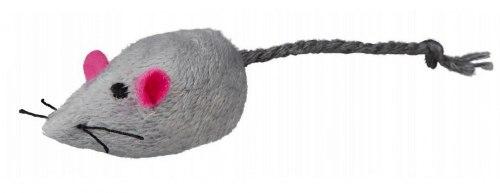 Игрушка В НАЛИЧИИ TRIXIE мышь, с кошачьей мятой, плюш, 5см