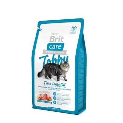 Сухой корм Брит Care Cat Tobby 2 кг
