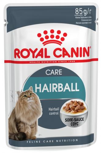 Консерва В НАЛИЧИИ Royal Canin Hairball Care, 85г