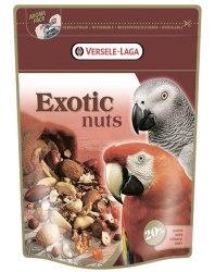 Корм В НАЛИЧИИ Exotic nuts для крупных попугаев с цельными орехами, 750г