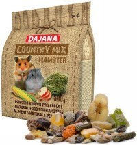 Корм В НАЛИЧИИ Dajana country mix hamster для хомяков, 500г