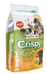 Корм В НАЛИЧИИ Versele Laga Crispy snack fibres 650г