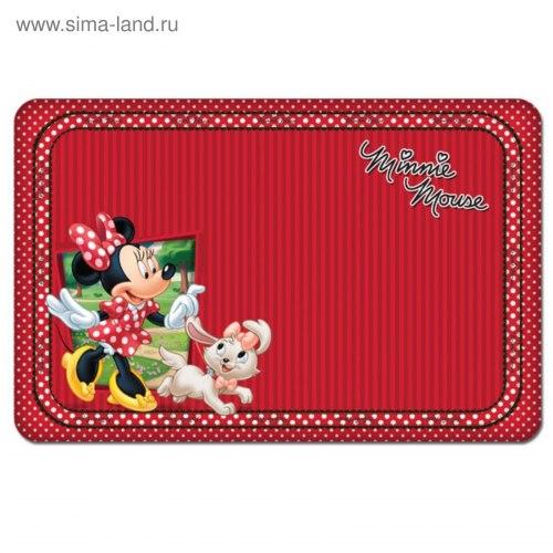 Коврик Triоl-Disney под миску Minnie 430*280мм