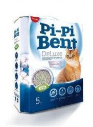 Наполнитель В НАЛИЧИИ PiPiBent Deluxe Clean cotton 5 кг